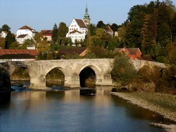 Thurbrücke in Bischofszell