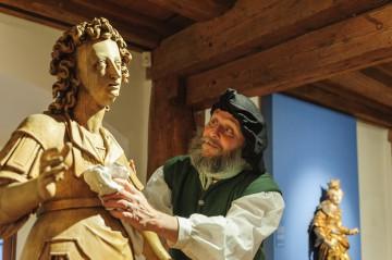 Bildhauerfamilie Zürn - Barockstars aus Bad Waldsee