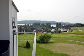 Vom Hotel St. Elisabeth den Blick auf den Bodensee genießen