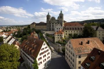 Die größte Barockkirche nördlich der Alpen