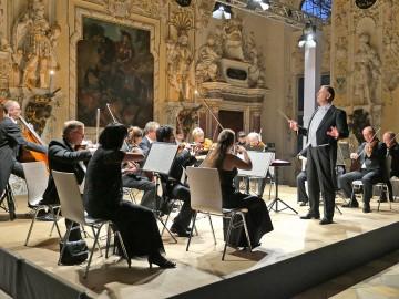 Musikdarbietungen im Kaisersaal