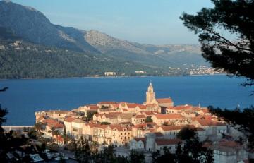 Die Insel Korčula