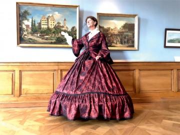 Schloss Aulendorf: Kostümführung mit Gräfin Paula