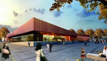 Neue Inselhalle Lindau