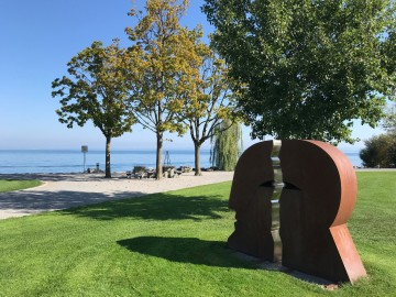 Skulpturenpark des Forums Würth in Rorschach