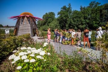 """Ausbildung zum """"Gästeführer Gartenerlebnis"""""""