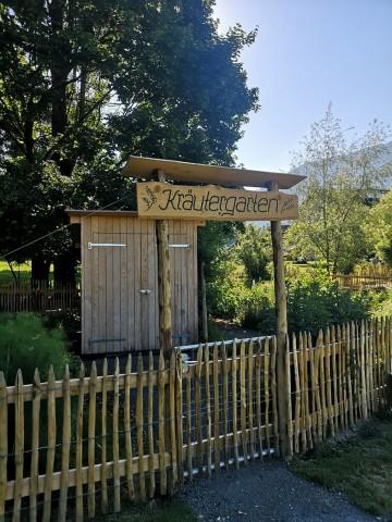 Willkommen im Kräutergarten in Mauren