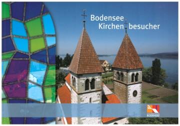 Titelbild der handlichen Broschüre «Bodensee-Kirchenbesucher»