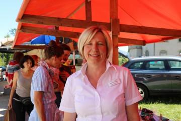 Statement von Beatrice Forster, Leiterin Gastronomie, Seminare, Tagungen beim BBZ