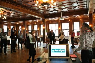 Tanz als dynamische Alternative zur klassischen Konferenz