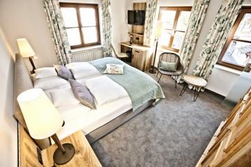 Zimmer im Hotel Gasthaus Hirschen