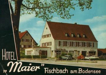 Herzliche Grüße aus dem Hotel Maier