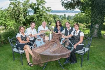 Hotel Gasthaus Hirschen: Die Familie