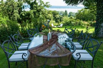 Hotel Gasthaus Hirschen: Wunderschöne Gärten