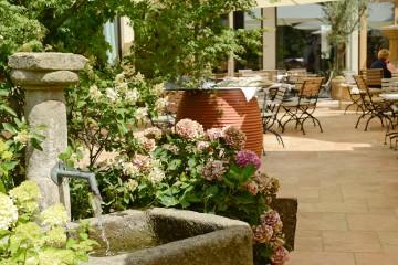 Hotel Gasthaus Hirschen: Hirschengarten