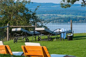 Hotel Gasthaus Hirschen: Liegewiese