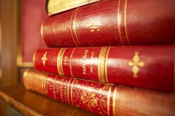 Alte Bücher, faszinierende Geschichten