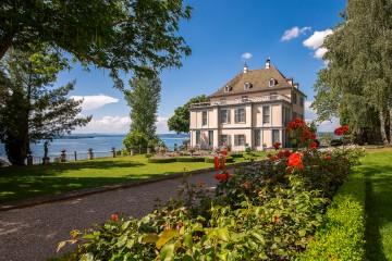 Schloss Arenenberg mit Seesicht