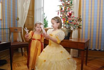Klassische Schlossweihnacht