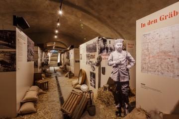 """Ausstellung """"Wir waren auch dabei"""" auf Arenenberg"""