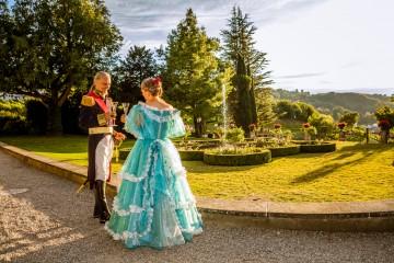 Kaiserlicher Gartensonntag rund ums Napoleonschloss