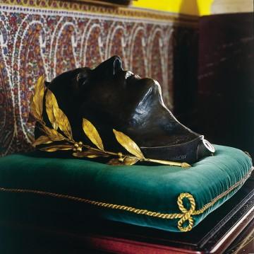 Napoleons Totenmaske