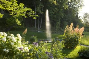 """Kulturhistorische Parkführungen beim """"Natur im Garten""""-Tag auf dem Arenenberg"""