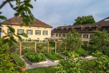 Mittelalterlicher Lustgarten