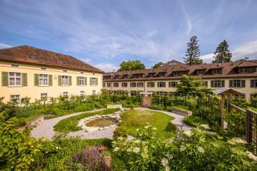 Der Arenenberger Patriziergarten
