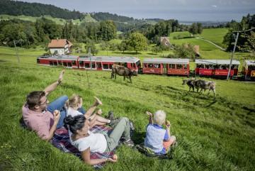 Erlebnisrundfahrt durch Appenzell Ausserrhoden