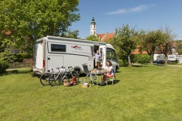 Stellplatz Campingplatz Bad Schussenried