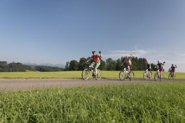 Ein Paradies für Fahrradfreunde
