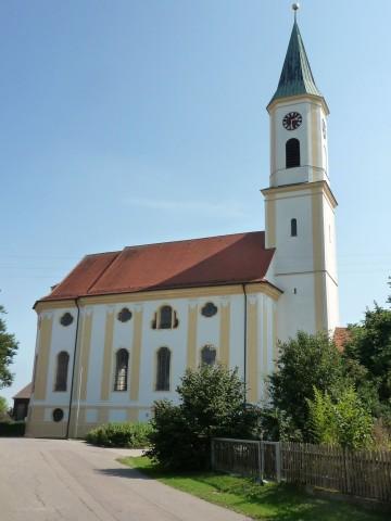 Marienwallfahrt in Witzighausen
