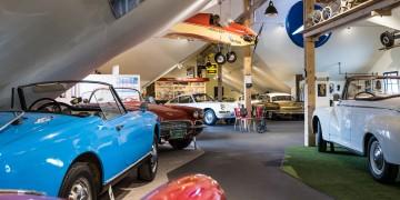 Das Auto und Traktor-Museum