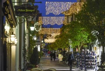 Weihnachtszauber in der Radolfzeller Altstadt