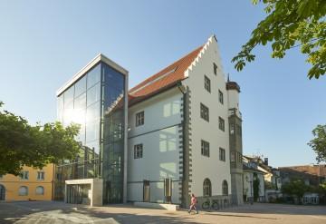 Die Stadtbibliothek im Österreichischen Schlößchen