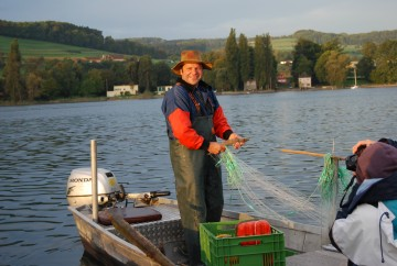 Ein kulinarisches Highlight: Die Fischwochen