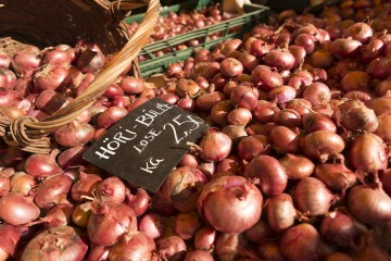 Die rosafarbene Zwiebel für Genießer