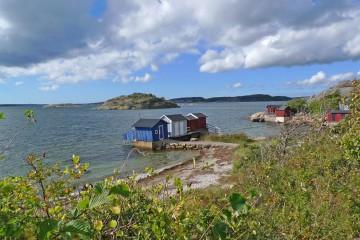Finnische Küstenlandschaft
