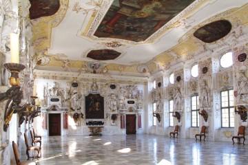 Kaisersaal in Schloss Salem