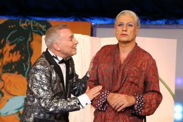 Georges und Albin...