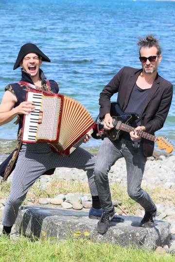 Es wird musikalisch am Kreuzlinger Seeufer