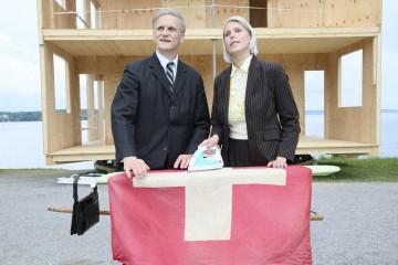 Was tun, um Schweizer zu werden?