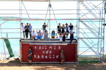 Ensemble «Kasimir und Karoline»