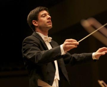 Dirigent Timo Handschuh