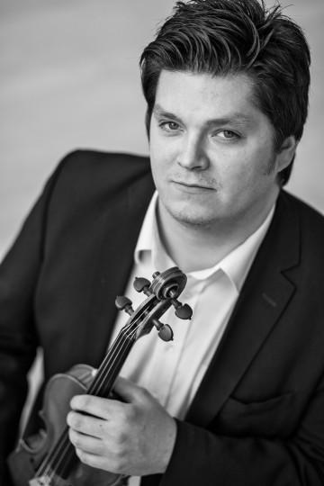 Matthias Bruns, Violine