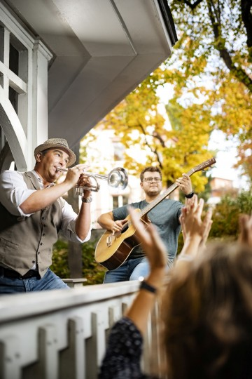 Eine musikalische Stadt am Bodensee