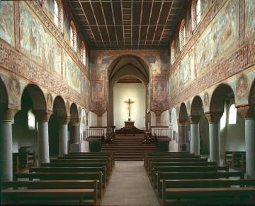 Kirche St.Georg auf der Insel Reichenau