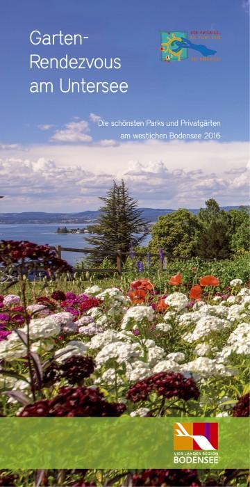 Broschüre Garten-Rendezvous am Untersee
