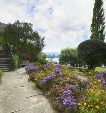 Kräutergarten von St. Georgen